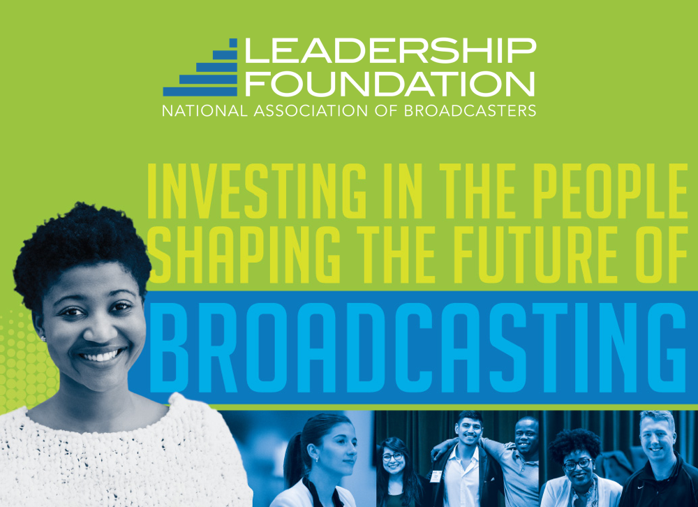 Investing in the people shaping the future of broadcasting
